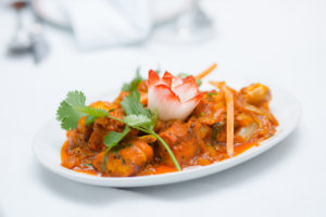 Indian restaurant in the cityof London
