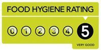 Food Hygiene Rating 5-Very Good